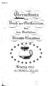 Thermitonia, das Buch der Geistereien