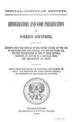 Special Consular Reports