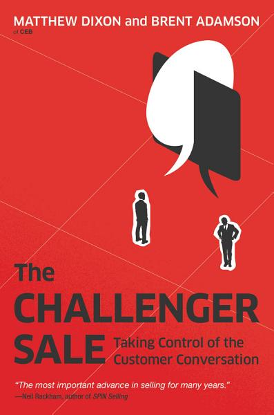 Download The Challenger Sale Book