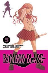 BAMBOO BLADE: Volume 3