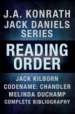 The J.A. Konrath Reading Order Checklist