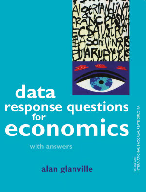 Data Response Questions for Economics with Answers PDF