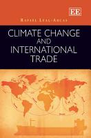 Climate Change and International Trade PDF