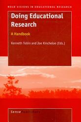 Doing Educational Research Book PDF