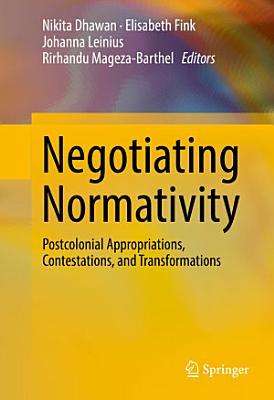 Negotiating Normativity PDF