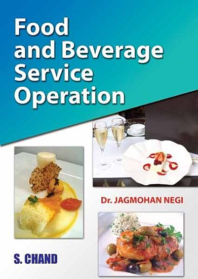 Food and Beverage Service Operation PDF