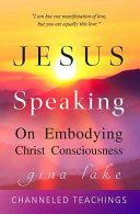 Jesus Speaking PDF