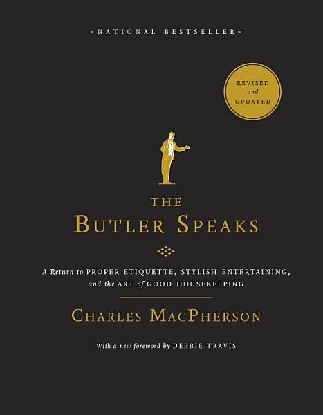 Download The Butler Speaks Book