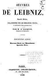 Oeuvres de Leibniz: Volume1