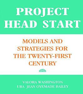 Project Head Start Book