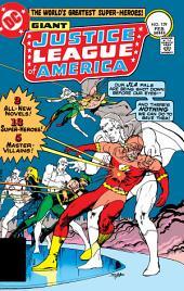 Justice League of America (1960-) #139