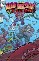 Teenage Mutant Ninja Turtles  Bebop   Rocksteady Destroy Everything  5 PDF