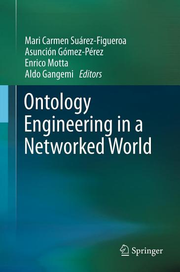 Ontology Engineering in a Networked World PDF