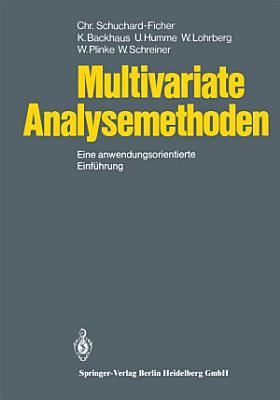 Multivariate Analysemethoden PDF