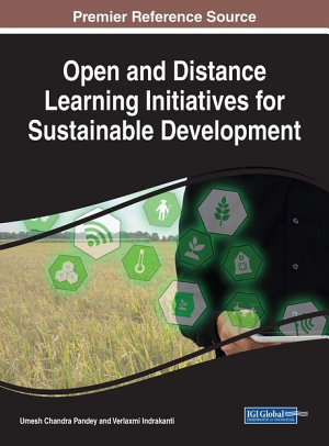 Open and Distance Learning Initiatives for Sustainable Development PDF