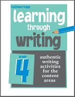 Learning Through Writing, Grade 4
