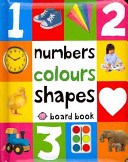 Numbers  Colours  Shapes PDF