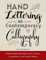 Hand Lettering and Contemporary Calligraphy PDF