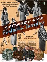 Montgomery Ward Fashions of the Twenties