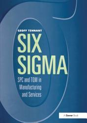 Six Sigma Book PDF