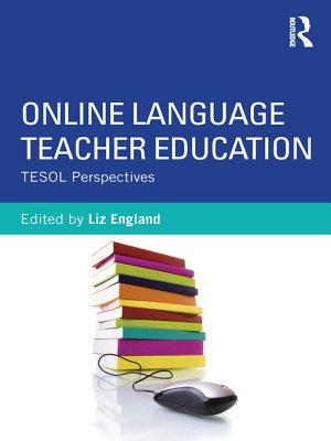 Online Language Teacher Education PDF