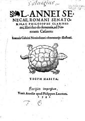 Libri duo de clementia ad Neronem Caesarem