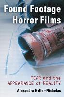 Found Footage Horror Films PDF
