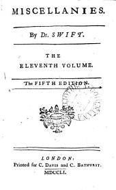 The works of Jonathan Swift: Volume 11