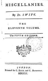 The works of Jonathan Swift: Volume 11