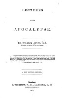 Lectures on the Apocalypse PDF