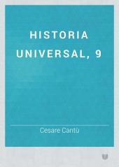 Historia universal, 9