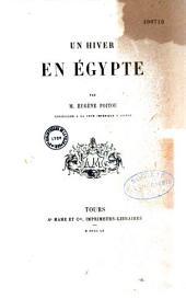 Un hiver en Egypte