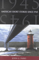 American Short Stories Since 1945