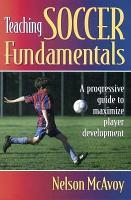 Teaching Soccer Fundamentals PDF
