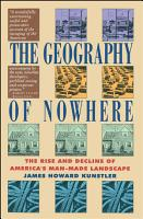 Geography Of Nowhere PDF