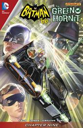 Batman '66 Meets the Green Hornet (2014-) #9