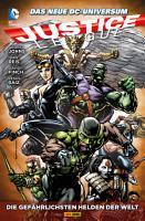 Justice League   Die gef  hrlichsten Helden der Welt PDF