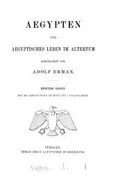 Aegypten und aegyptisches Leben im Albertum