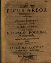 Ficus arbor philologice considerata