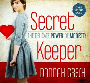 Secret Keeper Book