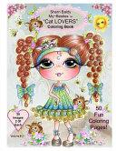 Sherri Baldy My Besties Cat Lovers Coloring Book