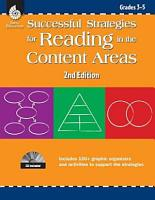 Successful Strategies for Reading in the Content Areas  Grades 3 5 PDF