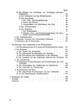 Das geldkapital in den wechsellagen PDF