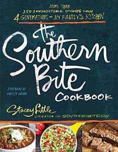 The Southern Bite Cookbook Book