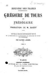 Histoire des Francs: Volume2