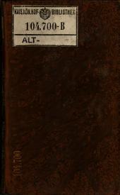 Journal der practischen Arzneykunde und Wundarzneykunst hrsg. von C(hristoph) W(ilhelm) v. Hufeland: Band 77