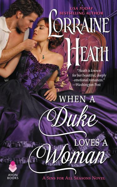 Download When a Duke Loves a Woman Book