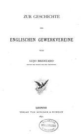 Die arbeitergilden der gegenwart: Bände 1-2