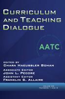 Curriculum and Teaching Dialogue PDF