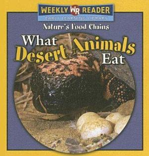 What Desert Animals Eat PDF